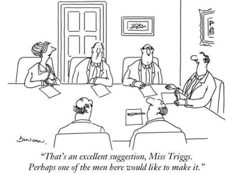 Mary Beard cartoon