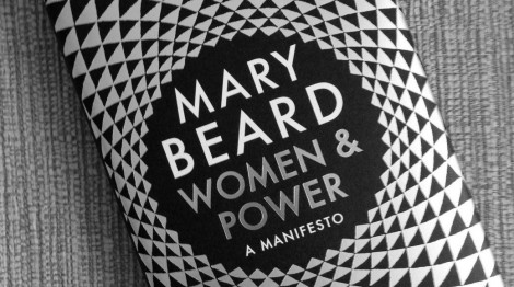 Mary Beard Women in Power